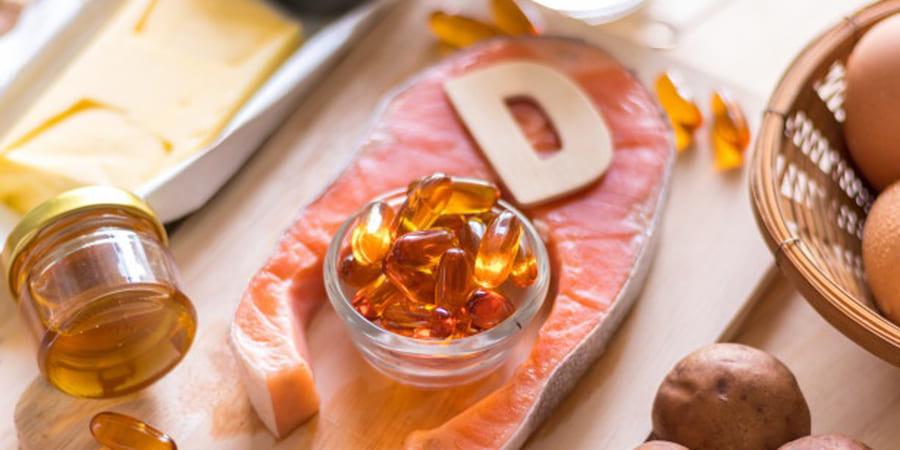 วิตามินดี (Vitamin D)
